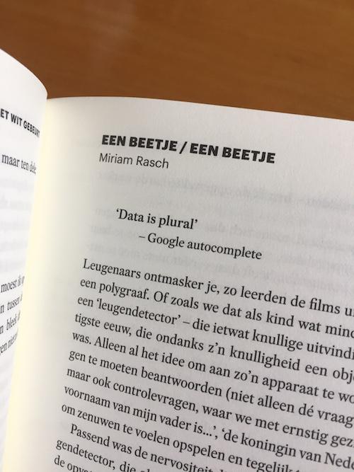 nieuwe media literatuur filosofie nieuwe media  essay in de revisor een beetje een beetje